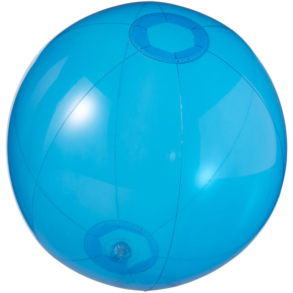 Ibiza transparent beach ball