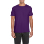 Gildan T-shirt SoftStyle SS for him purple XL
