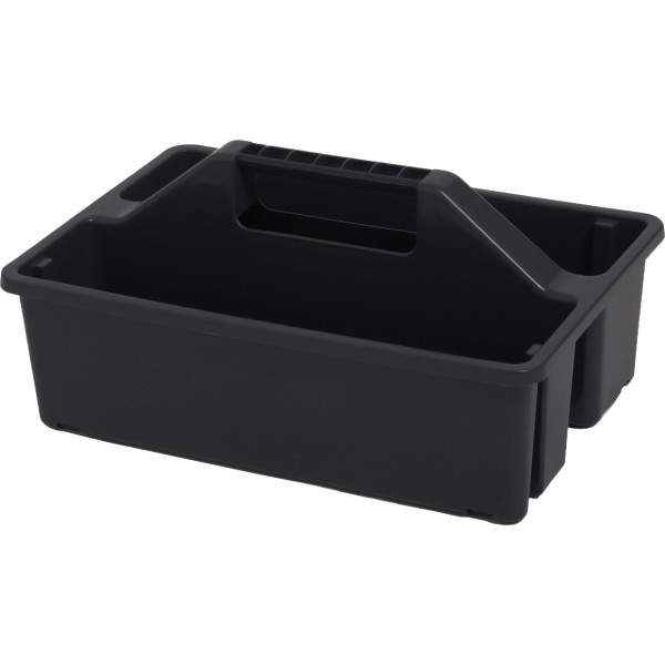 Multifunctional Toolbox Black