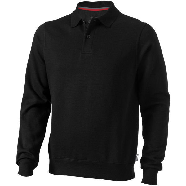 Referee unisex polosweater