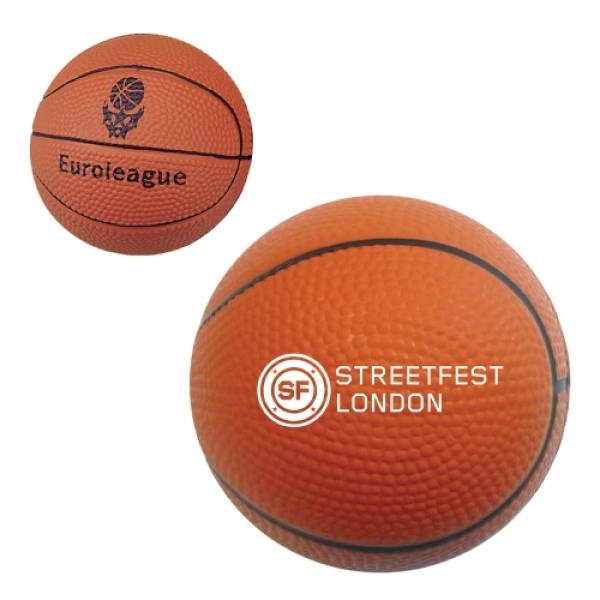 Anti-stress basketbal