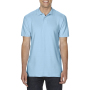 Gildan Polo Softstyle Double Pique SS for him Light Blue 3XL