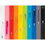 X8 smooth touch pen, geel