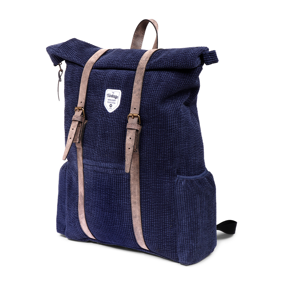 Vintage Ribble Backpack Blue