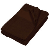 Badhanddoek chocolate 'one size