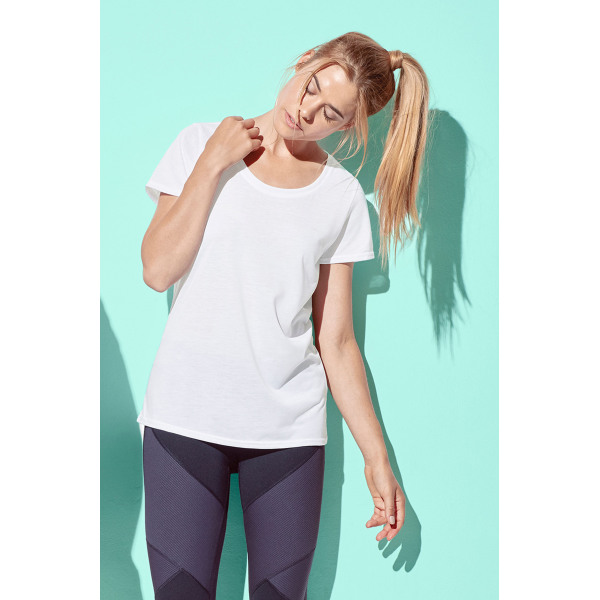 Stedman T-shirt CottonTouch Active-Dry SS for her