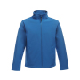 Mens Printable Softshell Jacket - Print Perfect M Oxford Blue/Oxford Blue