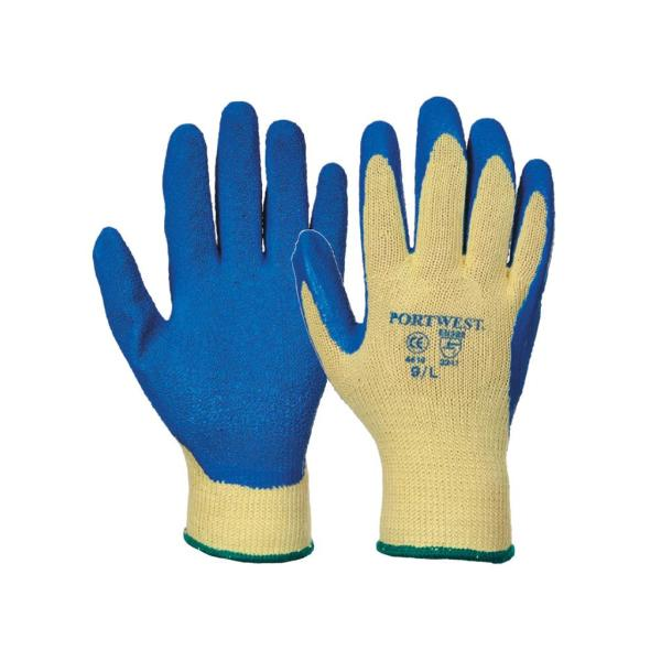 Cut 3 Latex Grip Gloves