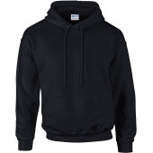 Dryblend® adult hooded sweatshirt® black s