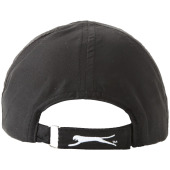 Alley 6 panel cool fit sandwich cap - Zwart