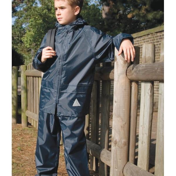 Kids Waterproof Jacket/Trouser Suit in Carry Bag