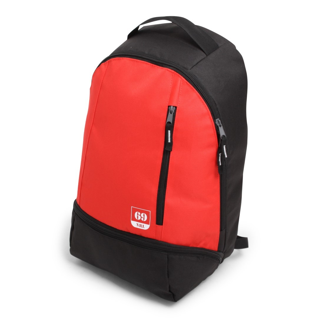 Basic 69 Backpack Red