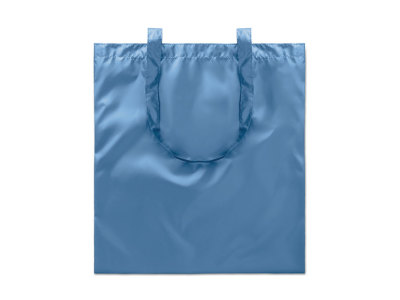TOTE NEW YORK - Shopping bag shiny coating
