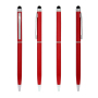 Sleek Stylus pen NE-red_Blue ink