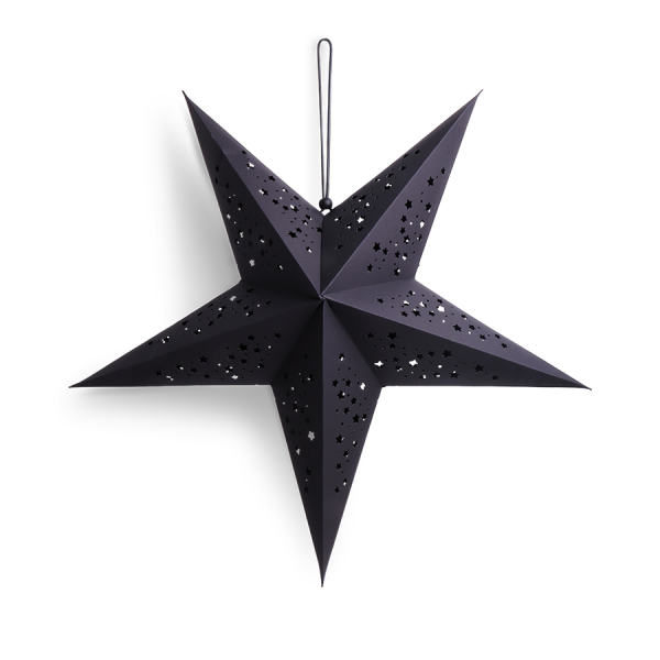 SENZA 3D Star Black