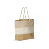 Strandtas Jute & Canvas