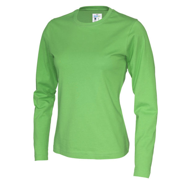 COTTOVER T-SHIRT LONG SLEEVE LADY