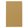 Moleskine Cahier Journal LG RUL Light Brown