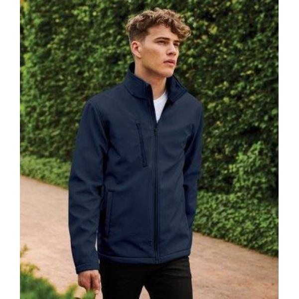 Ablaze Three Layer Soft Shell Jacket
