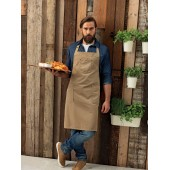 Chino - cotton bib apron