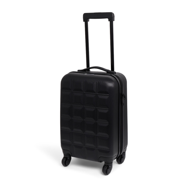 Cabin Size Nomad Trolley Black Squared
