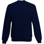 Classic set-in sweat (62-202-0) deep navy 4xl