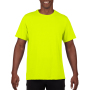 Gildan T-shirt Performance SS for him safety green M