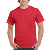 Gildan T-shirt Ultra Cotton SS Red 5XL