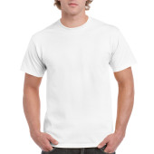 Gildan T-shirt Ultra Cotton SS White 5XL
