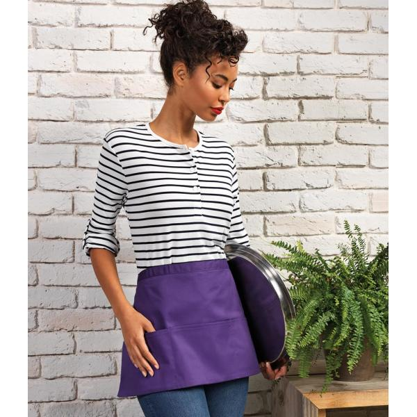 'Colours' 3 Pocket Apron