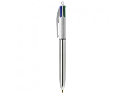 BIC® 4 Colours Shine balpen