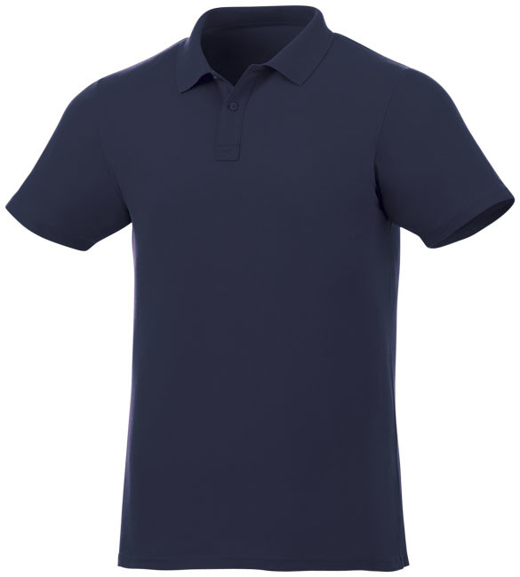 Liberty heren polo korte mouwen - Navy - XXXL