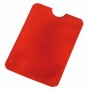 Creditcardhoesje EASY PROTECT - rood