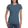 Gildan T-shirt SoftStyle SS for her indigo blue S