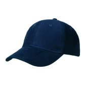 Basic Brushed Cap Navy