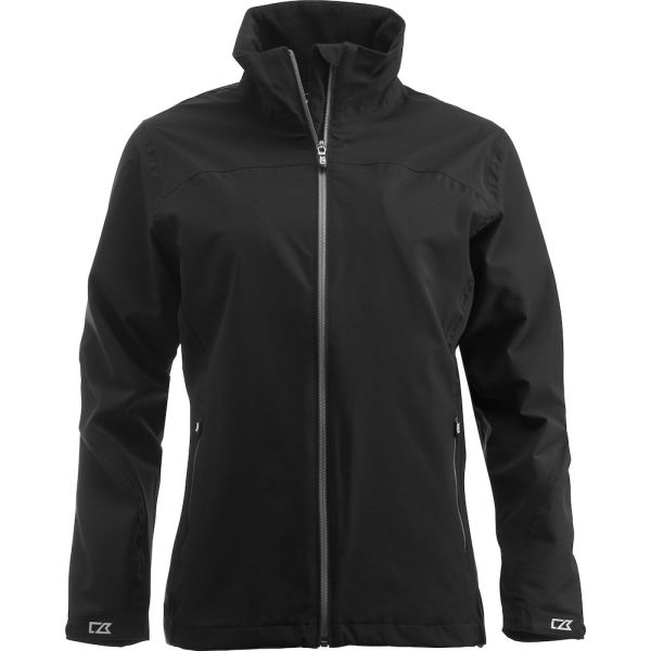 Cutter & Buck Forks Rain Jacket Lds