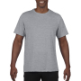 Gildan T-shirt Performance SS for him sports grey XXXL