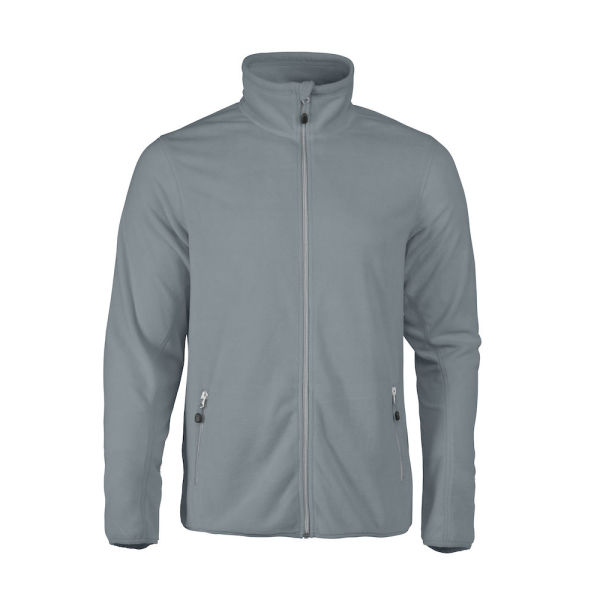PRINTER TWOHAND FLEECE JACKET 4