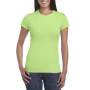 Gildan T-shirt SoftStyle SS for her mint green S