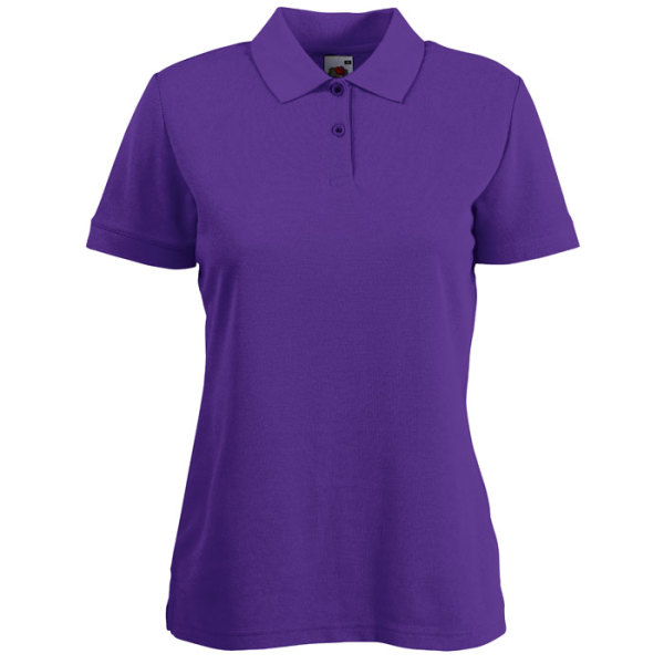 65/35 POLO LADY-FIT  63-212-0 - Ladies Polo Shirt 170/180 g/