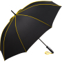 AC midsize umbrella FARE®-Seam - black-yellow