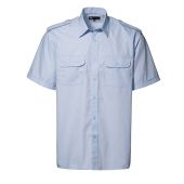 Pilot's shirt | short-sleeved