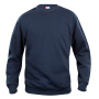 Clique Basic Roundneck Junior dark navy 110/120