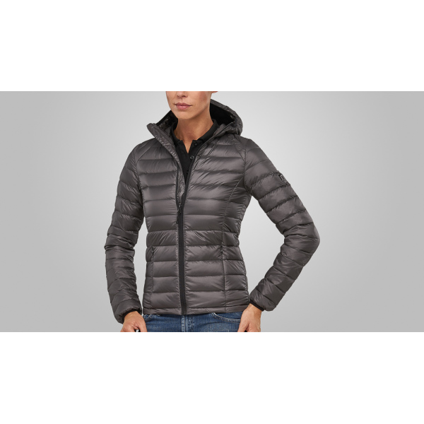 Macseis Jacket Down Tech Predator for her Grey/BK