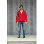 L&S Polar Fleece Cardigan for him