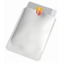 Creditcardhoesje EASY PROTECT - zilver