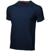 Serve cool fit heren t-shirt met korte mouwen