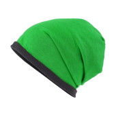 Fleece Beanie - varengroen/carbon