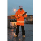 High-viz safety jacket
