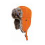 Classic Sherpa Hat S Tangerine Orange